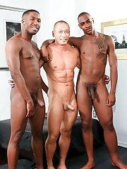 Rob Lee::JP Richards::Tyson Tyler - in Gay Porn Fotos