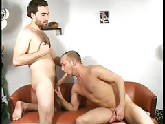 Horny gay studs suck each other off in 3 episode