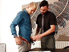 In Trouble With The Boss - Deacon Hunter And Adam Watson