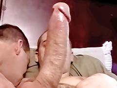 Servicing A Giant Str8 Dick - Blaze