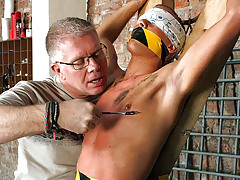 Submissive Boy Made To Squirt - Kenzie Mitch And Sebastian Kane