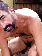 Gay Outdoor Rod Tease