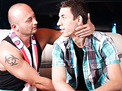 Daddy Loves Twinks, Scene 01