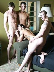 Alexy Tyler::Christian Wilde::Shane Erickson::Spencer Reed