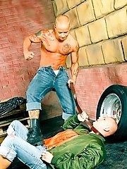 Tattoo Junior::Rick Hummer