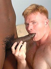 Interracial homosexual porn