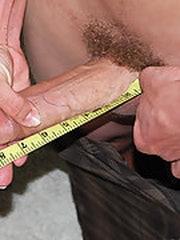 Dustin Randal busts a nut
