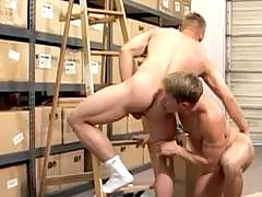 Gay fucking orgy