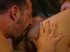 Bear mature gay licks tight dick-holders breach